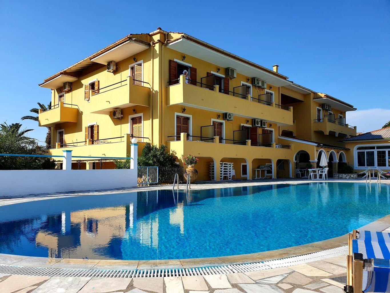 Jovana Hotel, Pelekas